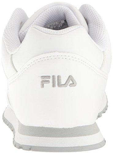 Fila Womens Cress Walking Scarpa Bianca / Highrise