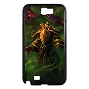 Samsung Galaxy N2 7100 Cell Phone Case Black League of Legends Swain 0 OIW0440066