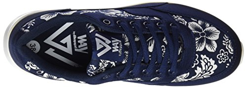 Blue Blue Shoes Blue Navy Women's Navy Beppi Casual Fitness SaqR4