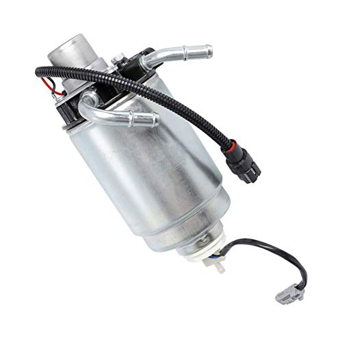 BETTERCLOUD 6.6L Duramax Diesel Fuel Filter Housing Fit for 2005-2012 Silverado Sierra GM 12642623