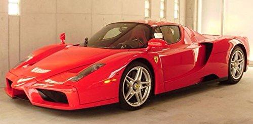 レタンPG ハイブリッド エコ フェラーリ 322 ロッソコルサ 3kg(希釈済)/自動車用 1液 ウレタン 塗料 関西ペイント ハイブリット 赤 B072JVY9N5