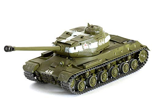 Zvezda 3524 - Soviet Heavy Tank IS-2 - Plastic Model Kit Scale 1/35 Lenght 27.5cm / 10.75