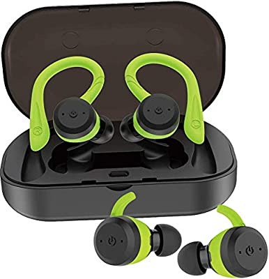 YUHT Auriculares Bluetooth V5.0, TWS Auriculares Inalambricos ...