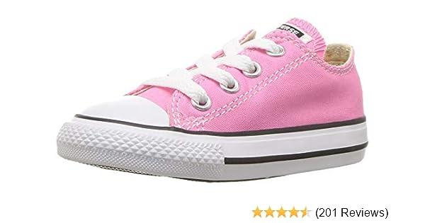 8eef71578c90 Amazon.com  Converse Kids  Chuck Taylor All Star Core Ox (Infant ...