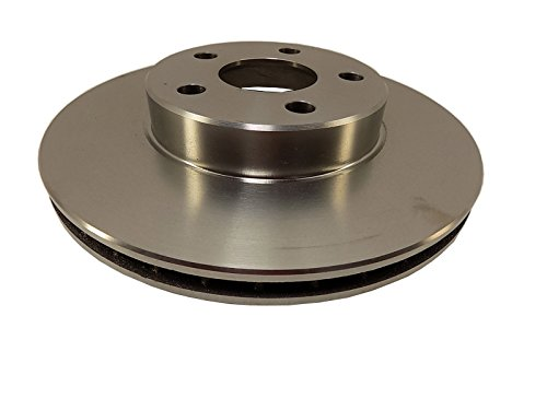 Ford Contour Brake Disc - New Front Disc Brake Rotor Wagner BD125428 Ford Contour Mercury Mystique 95-00