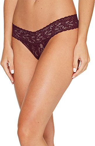 Ultra Low Lace Thong - 1