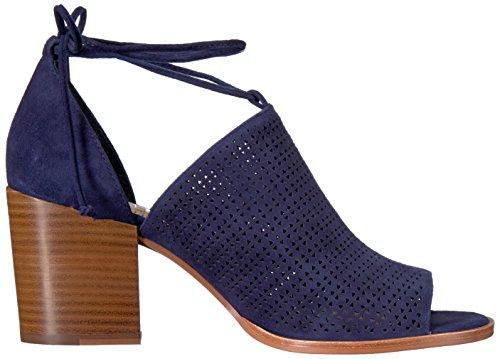 Vince Camuto Kvinders Lindel Kjole Sandal Blå Tone 8bnFdTD1p