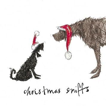 Christmas sniffs sam toft christmas card packs 5 cards per pack quot christmas sniffs quot sam toft christmas card packs 5 cards per m4hsunfo