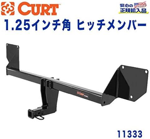 [CURT カート社製 正規代理店]Class1 ヒッチメンバー レシーバーサイズ 1.25インチ 牽引能力 約908kg ミニ クロスオーバー R60 前期型