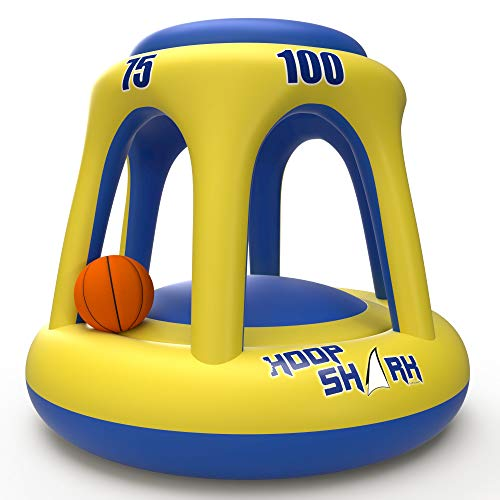 Swimming Pool Basketball Hoop Set by Hoop Shark