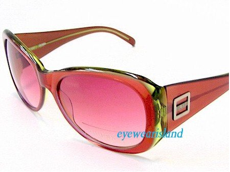 f4fc62d2af4d New Guess Gu6287 Gu 6287 Pink Green Pe-67 Sunglasses 55-15-130   Amazon.co.uk  Clothing