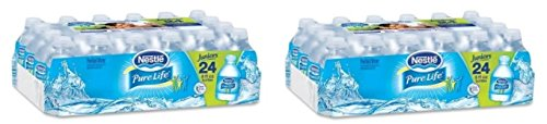 Nestle Water Nestle Pure Life, 8.0 Oz (2 Pack) by Nestle Waters North America