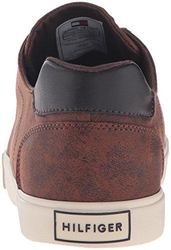 Tommy Hilfiger Heren Pawleys 2 Fashion Sneaker Cognac