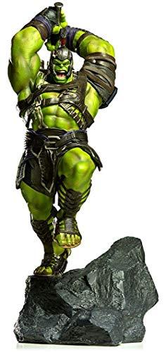 Hulk Iron Studios Marvel Thor Ragnarok Gladiator 14 Inch Statue