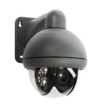 Q-See QD6531Z Interior y exterior Almohadilla Negro - Cámara de vigilancia (Interior y