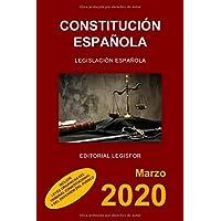 Constitución Española: incluye Leyes Orgánicas del Tribunal Constitucional