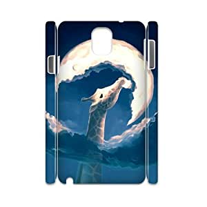 ANCASE Giraffe Phone 3D Case For Samsung Galaxy note 3 N9000 [Pattern-1]