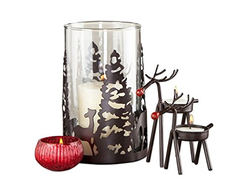Enchanted Forest Candle Lighting Collection by San Miguel (Enchanted Forest Candle Holder)