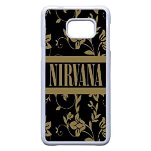 Printed Cover Protector Samsung Galaxy S6 Edge Plus Cell Phone Case White Nirvana Jnbhv Printed Cover Protector