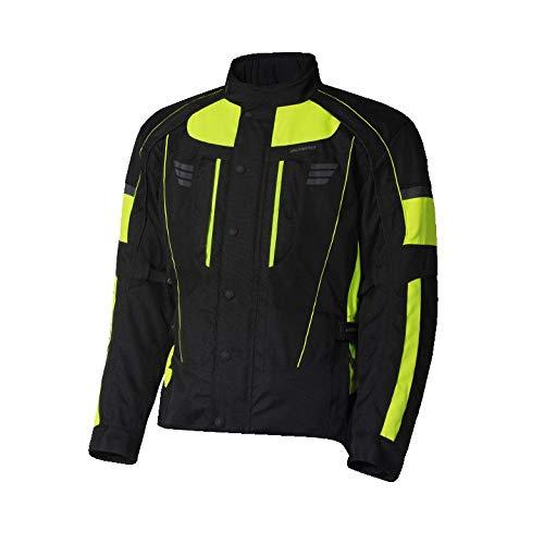 Olympia Men's Durham Jacket (Neon Yellow, XX-Large)