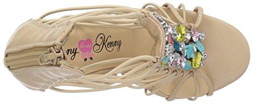 Penny Loves Kenny Women's Dare Dress Sandal Nude WjuOXQ05uf