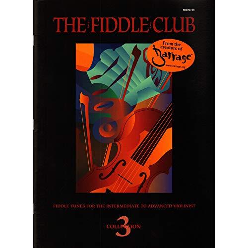 Marshall/Crozman - The Fiddle Club: Fiddle Tunes Violin, Collection 3 - Piano/Guitar Accompaniment