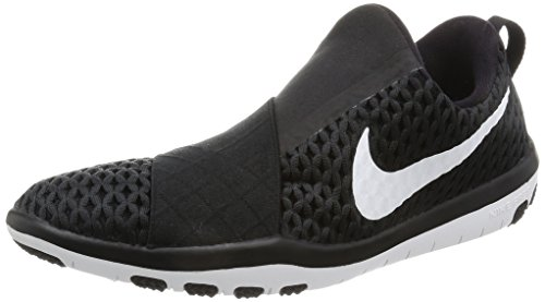 Nike Damen Wmns Free Connect Gymnastikschuhe Blanco (Black / White)