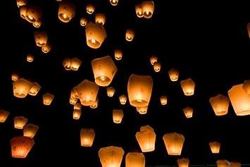 Sky Lanterns For Sale >> My Party Shop Grandshop Sky Lanterns Pack Of 10