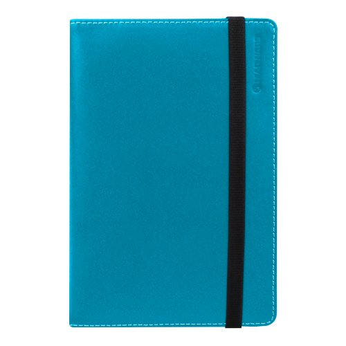 Marware Eco-Vue Leather Kindle Folio, Teal (Fits Kindle Keyboard) Eco Conscious Leather Folio