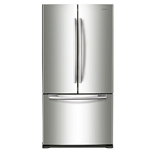 SAMSUNG RF18HFENBSR Counter-Depth French Door Refrigerator