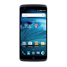 "ZTE Axon - 5.5"" Unlocked Smartphone - Phthalo Blue (Brand New)   Storage: 2GB RAM + 32 GB ROM   Camera: 13MP Rear & 8 MP Front  "