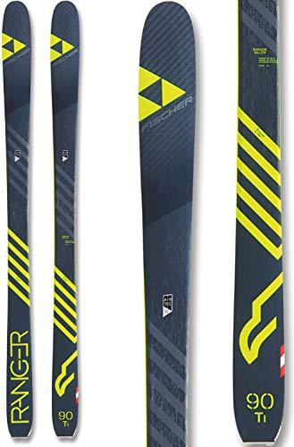 (Fischer Ranger 90 Ti Skis Mens Sz 172cm)