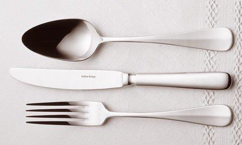SAMBONET - Dessert Spoon Baguette S/Steel