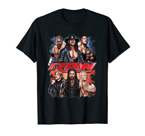 WWE Monday Night Raw Group T- Shirts