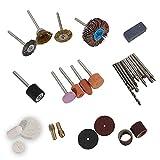 4 1 2 diamond cup - NIDIBI 350pcs/Set Useful DIY Rotary Tool Accessory Kit Fits For Grinding Sanding Polishing Home NEW