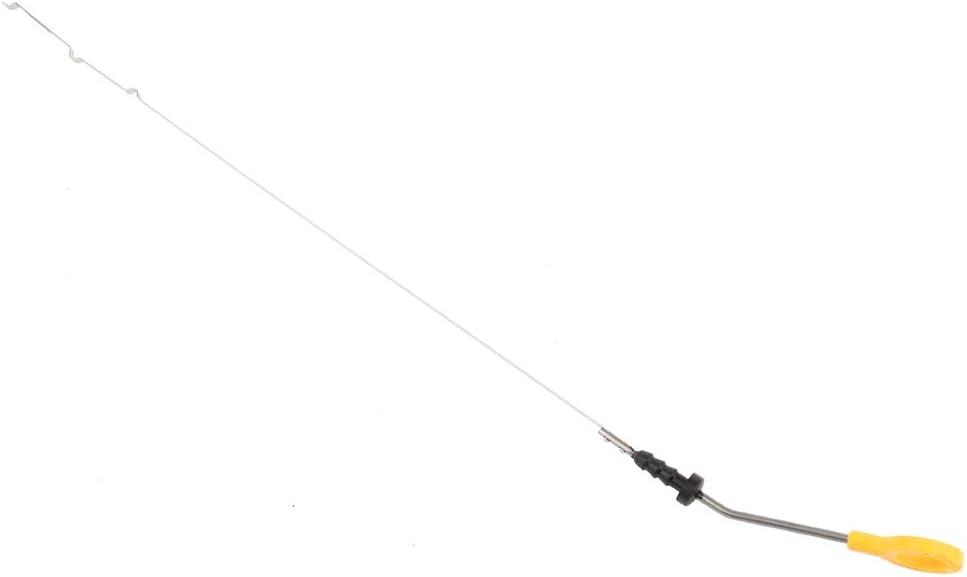 QUALINSIST Transmission Oil Dipstick for I-nfiniti:13 JX35 14-16 QX60,:07-17 Altima 08-14 16 17 M-axima 08-17 Murano 13-16 Pathfinder 11-17 Quest 917-445 11140JA10A