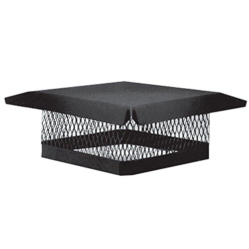 Price comparison product image Master Flow 9 in. x 13 in. Fixed Chimney Cap