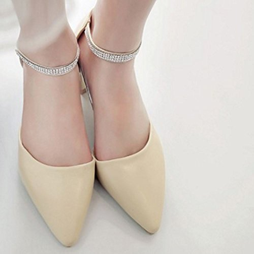 Donne Melady Color beige 2 Sandals Match 8fASfgqd