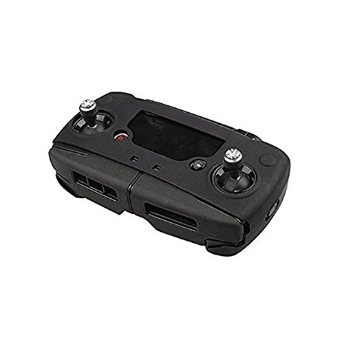 Hensych® Skin Case Controller Black Housse en silicone pour DJI Mavic Remote Control Pro Accessoires