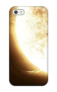 Claumpson ETQzsgf709rjhWN Case For Iphone 5/5s With Nice Sun Appearance