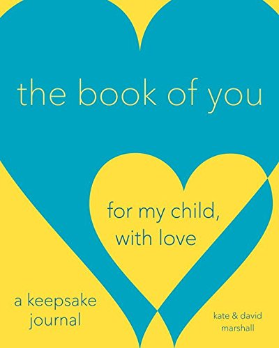 Book You Child Keepsake Journal