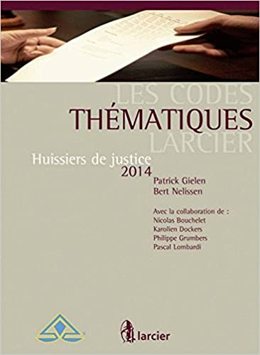 Livre Code huissiers de justice 2014 pdf, epub ebook