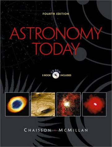 Astronomy Today (4th Edition)