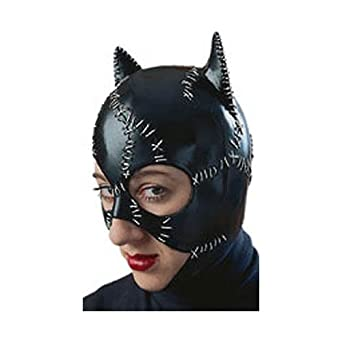 Amazon.com: Rubies Costume Co Catwoman Mask: Clothing