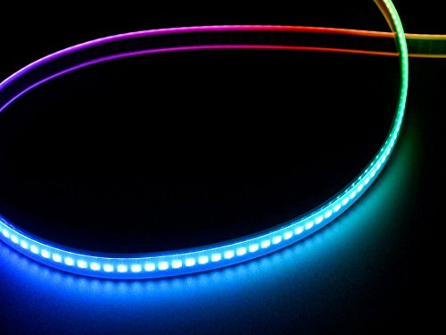 Adafruit Dotstar Digital Led Strip - Black 144 Led/m - 0.5.