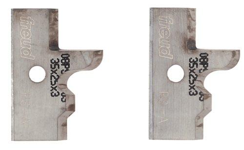 Insert Shaper Cutters - Freud RS-A Profile Knives For Freud RS1000 Or RS2000 Rail And Stile Insert Shaper Cutter