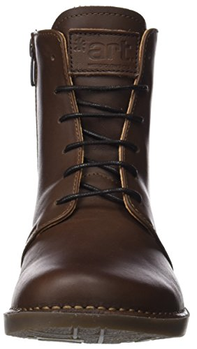 Art Women's Grass Ankle Boots Brown wiki gcxlKuirTW