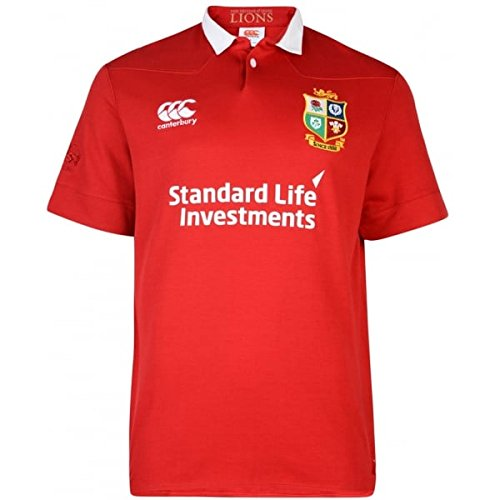 Irish Lions Rugby - CCC British & Irish Lions Vapodri Matchday Classic S/S Jersey (Medium)