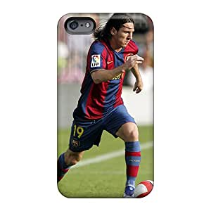 Apple Iphone 6 Plus ZgH509gEui Support Personal Customs Nice Messi Image Shockproof Hard Phone Covers -JoannaVennettilli