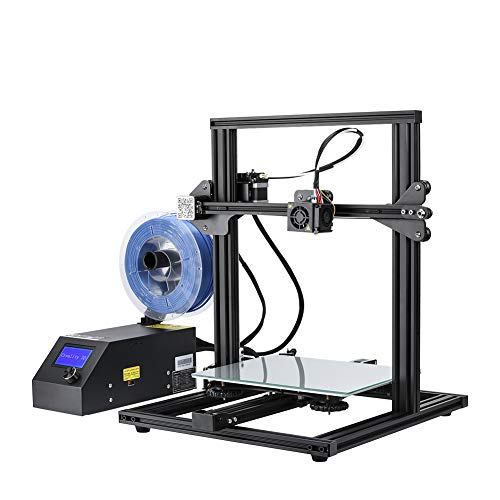 Creality 3D Printer CR-10 Mini 3D Aluminum DIY Printer with Resume Print Massive Print Size 11.8